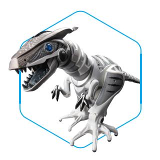 智能恐龍系列